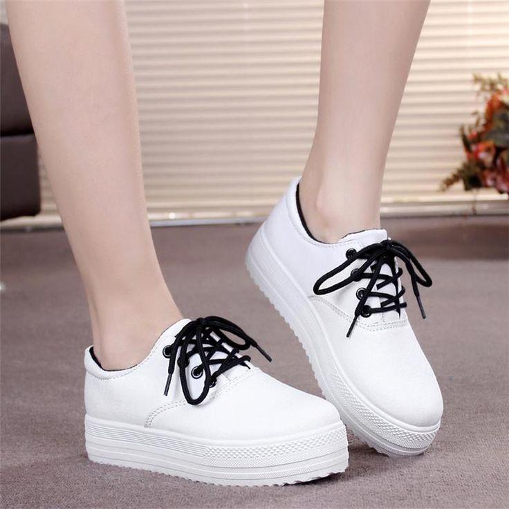 Encontrar Más Moda Mujer Sneakers Información acerca de Nuevas mujeres  florales zapatos de lona mujer mujeres
