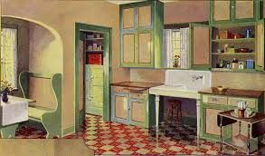 1930s kitchen - Google Search