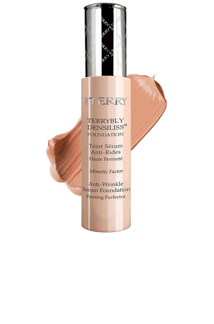 BY TERRY TERRYBLY DENSILISS SERUM FOUNDATION. #byterry #