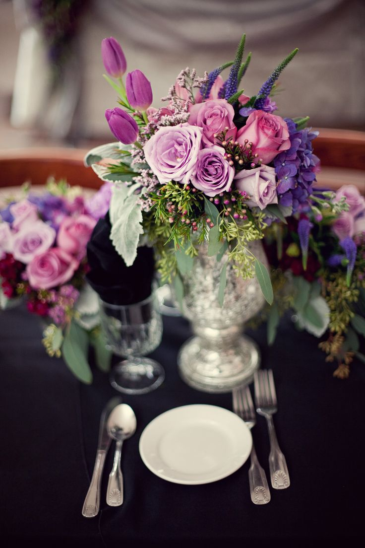 best Purple Wedding images on Pinterest Purple wedding