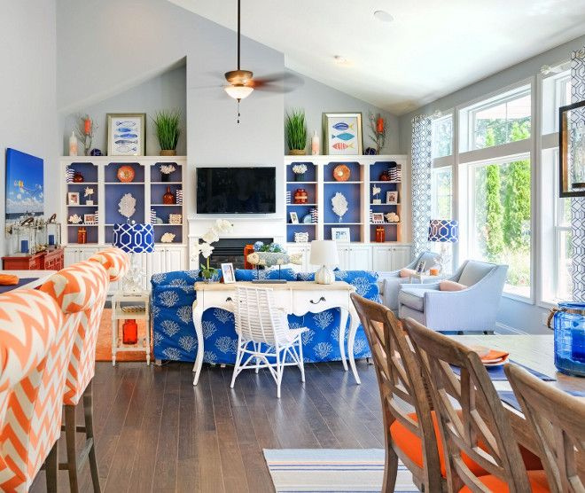 5292 Best Images About Living Rooms Family Rooms On Pinterest Coastal Living Rooms Coastal