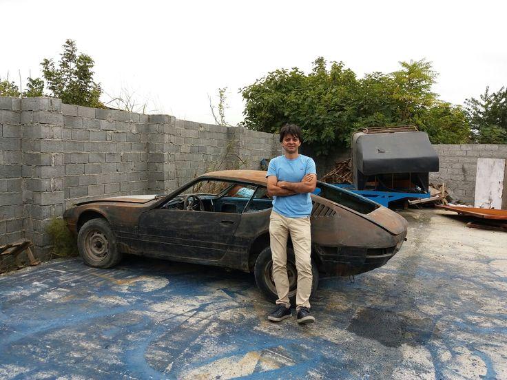 VW SP2 RESTORATION. IRAN / AMOL Fusca