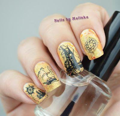Nails by Malinka: Schepen