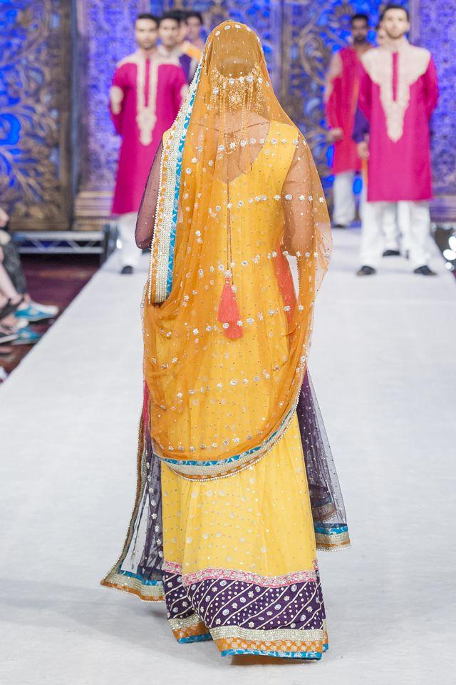 2014 PFW Zainab Chottani Collection