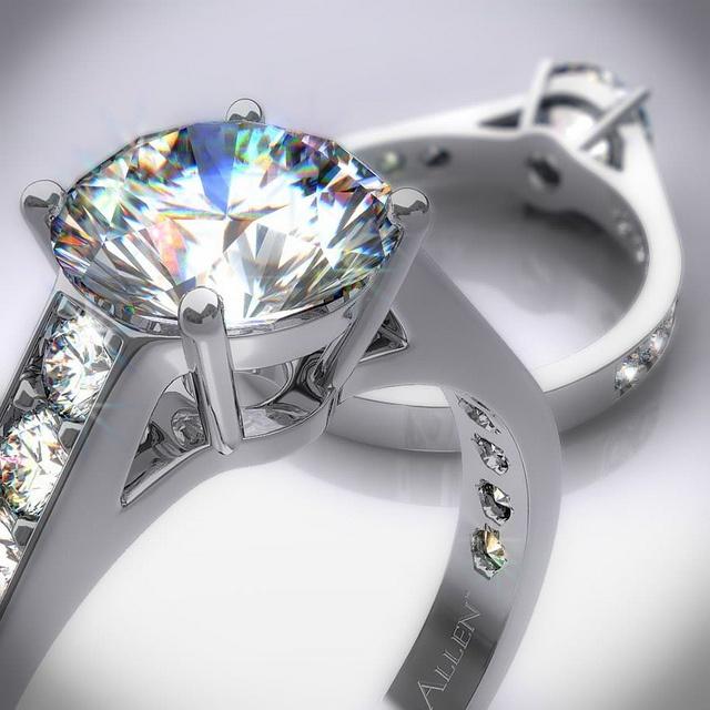 14 best wedding rings images on Pinterest Wedding bands