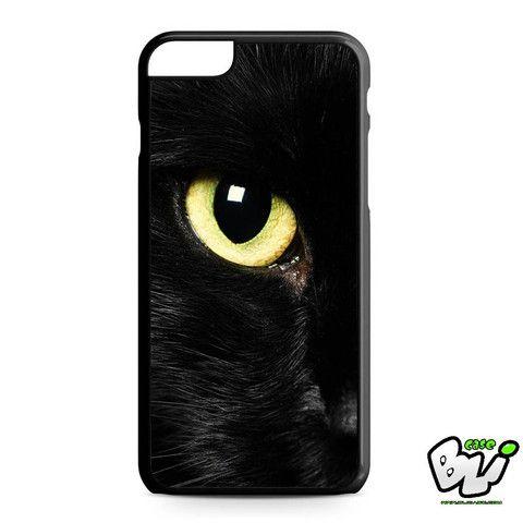 Black Cat Eye iPhone 6 Plus | iPhone 6S Plus Case