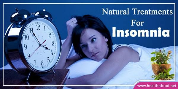 8 Herbs and Natural Remedies for Insomnia Treatment