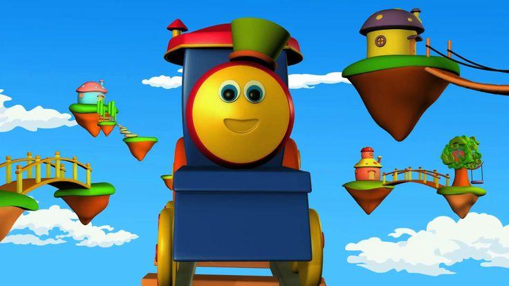 Bob il Treno - Avventura con i Numeri | Bob, The Train -  Adventure with...