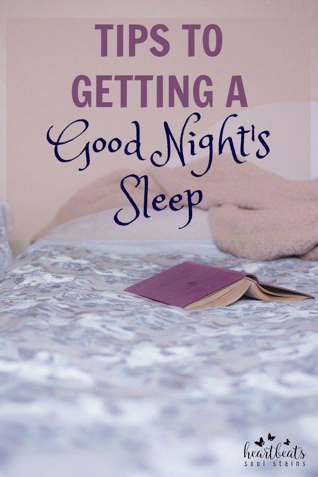 Sensible Steps to Sleeping Better