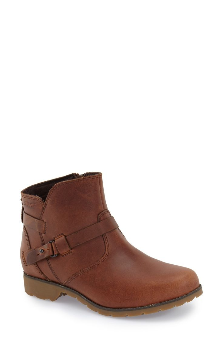 Teva 'Delavina' Waterproof Bootie (Women) available at #Nordstrom