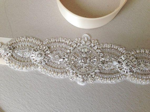 17 Best Images About Bridal Belts On Pinterest