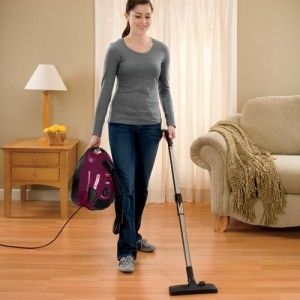 Bissell 4122 Zing Bagged Canister Vacuum is the best vacuum cleaner that easily pick-up the dirt found on the hardwood floors and tiles.