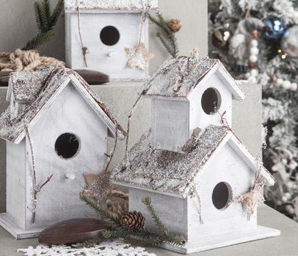 M s de 25 ideas incre bles sobre casitas de pajaros en for Casas de madera jardin leroy merlin