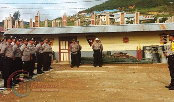 Kapolres Nabire: Pilkada Serentak di Dogiyai Berlangsung Sukses
