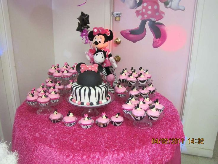 Minnie Mouse Diva Party | CatchMyParty.com