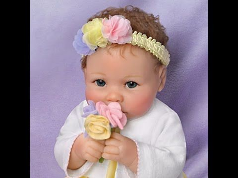 """Every Day Is Mother's Day"" So Truly Real lifelike Baby Girl Doll"