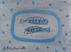 controsensi: Pesci e puntini blu, Biddy Pickard
