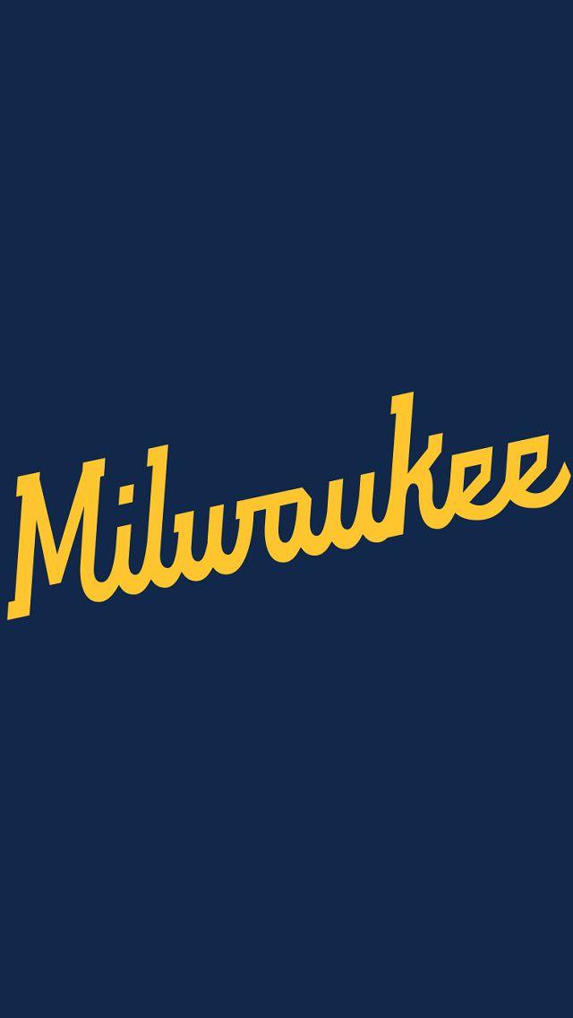 Milwaukee Brewers 2020 Milwaukee Brewers Milwaukee Mlb Wallp