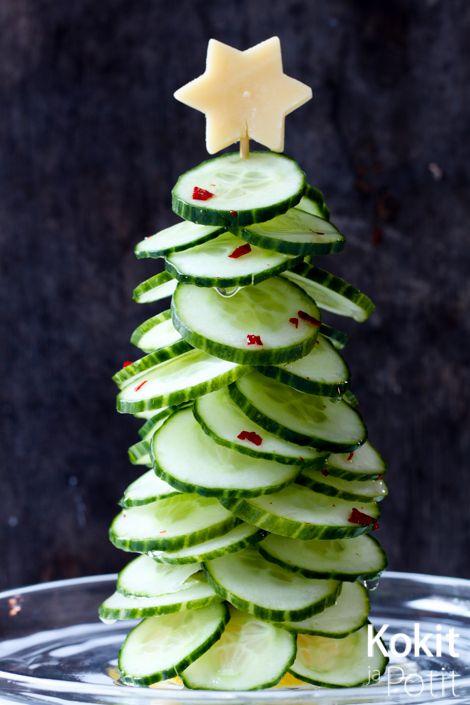 Kokit ja Potit -ruokablogi: Joulukalenteri