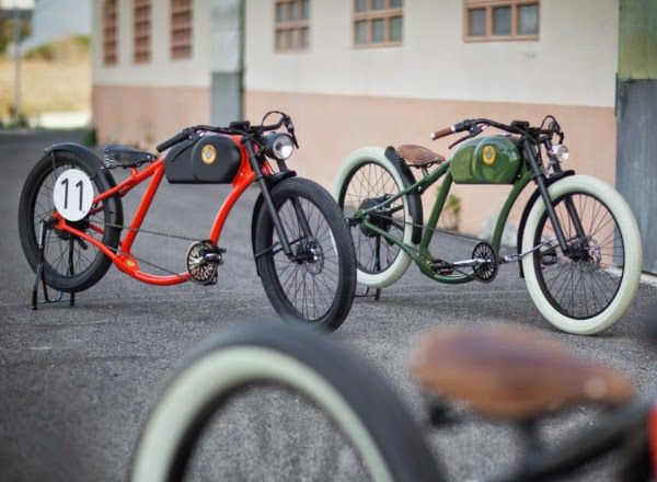 Retro OTO Electric Bicycles