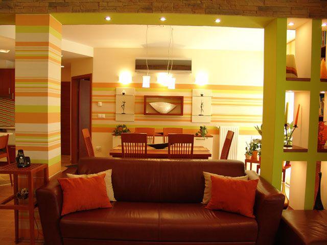 Lakberendezés | modern, extravagáns lakás