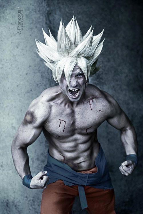 Goku by Living Ichigo