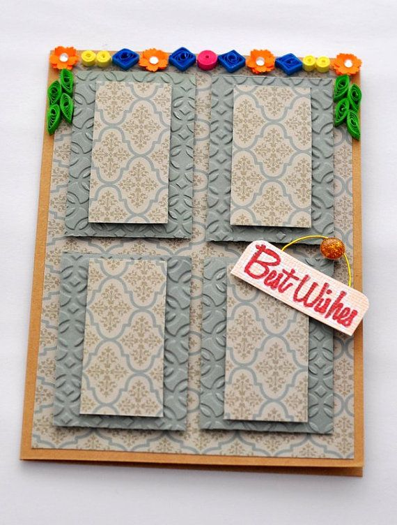 Diwali Card Door Card House Warming Card New by @papersimplicity