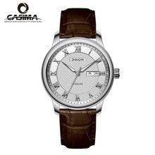 Luxury Brand watches men SNNOW series automatic mechanical wristwatches men  Business Fashion clock waterproof 100mCASIMA#8802(China (Mainland))