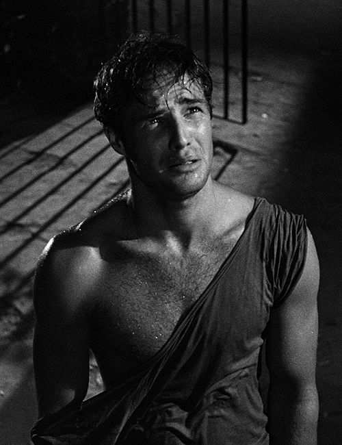 cinyma:    A Streetcar Named Desire (1951)  Marlon Brando