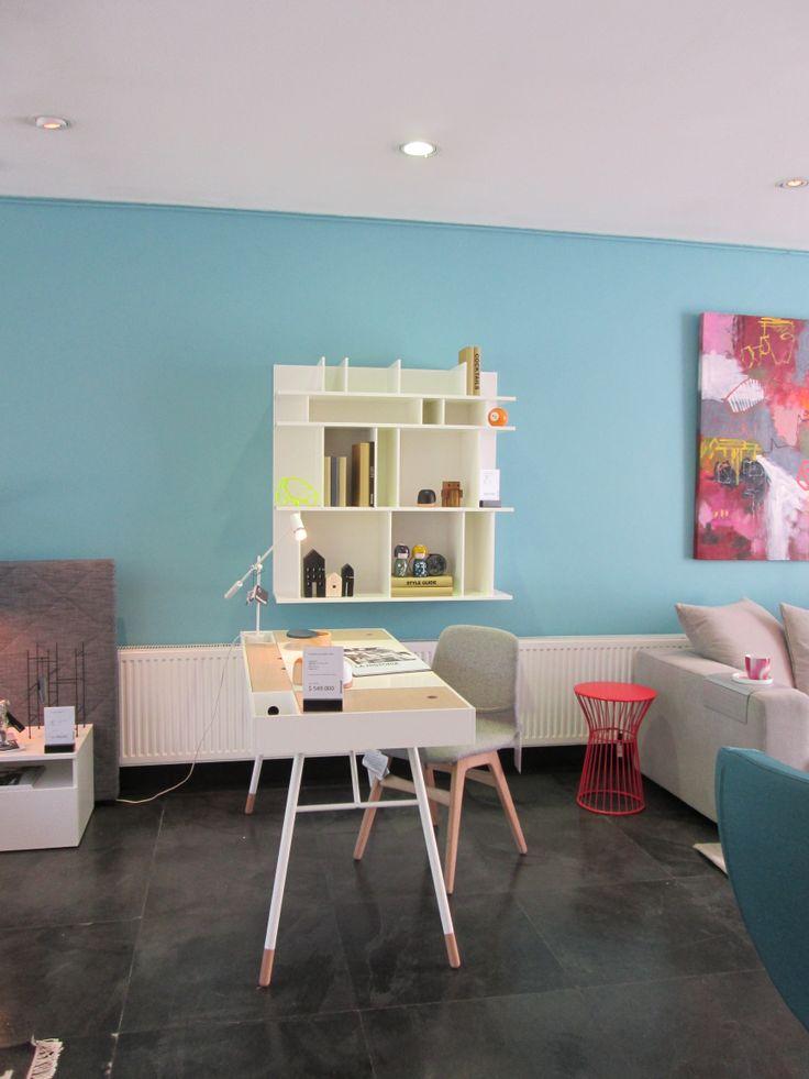 boconcept cupertino desk design office library. Black Bedroom Furniture Sets. Home Design Ideas