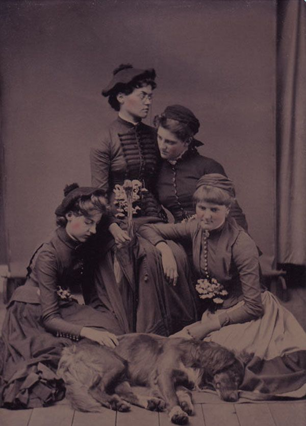 18 Creepy Post-Mortem Photos From The Victorian Era ...