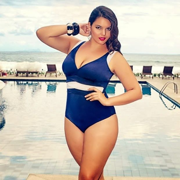 Plus Size Hot Models