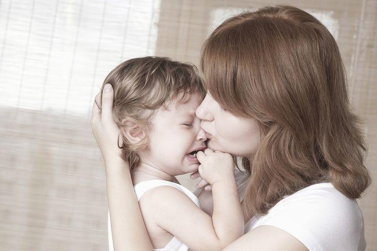 4 stratégie ako nadviazať s dieťaťom kontakt a upokojiť ho