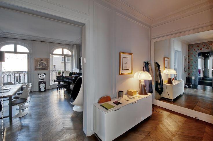APARTMENT LUXEMBOURG GARDEN AREA LUXEMBOURG - PARIS 6 E 2,950,000 Euros