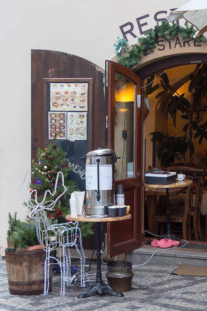 Praha, Hradčanská kavárna