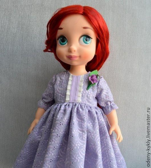 Одежда для кукол ручной работы. Ярмарка Мастеров - ручная работа. Купить № 010 Платья для кукол Дисней/Disney.. Handmade.