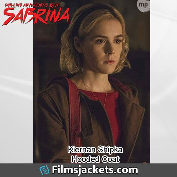 Chilling Adventures Of Sabrina Brown Hooded Coat Sabrina Sabrina Spellman Hooded Coat
