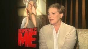2010 Julie Andrews interview premiere for Despicable Me movie