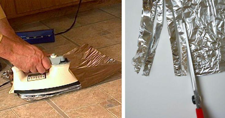 Folia aluminiowa - zobacz jak sprytnie ją wykorzystać