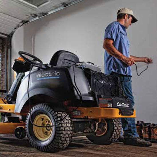Electric Lawn Equipment: Take Charge of Your Yard