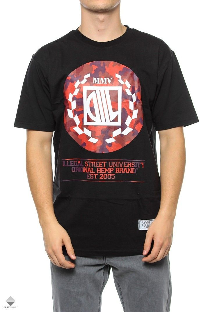 Koszulka Diil Camo
