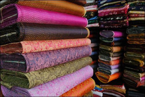 Teacollection Vietnamese Silk Fabric Pinterest Silk