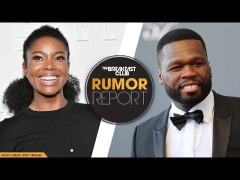 awesome 50 Cent Calls Out Gabrielle Union On Instagram