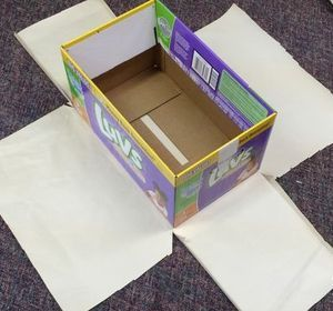 s 15 brilliant ways to reuse your empty cardboard boxes, home decor, repurposing upcycling