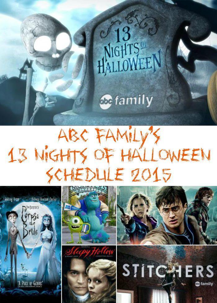 25+ ide terbaik tentang Abc Family Schedule di Pinterest | Pretsel ...