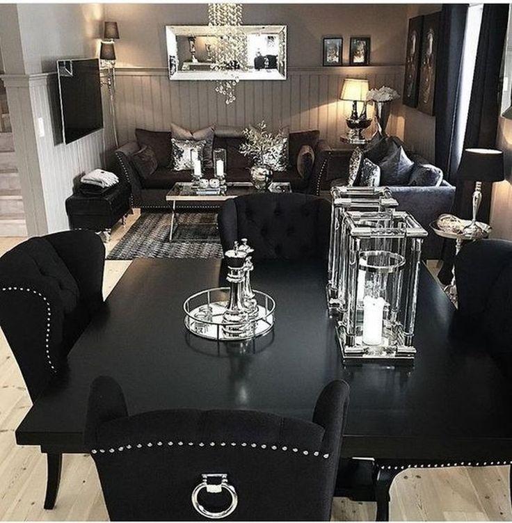 Die besten 25+ Glamour salon Ideen auf Pinterest Salon party - ideen zum renovieren wohnzimmer