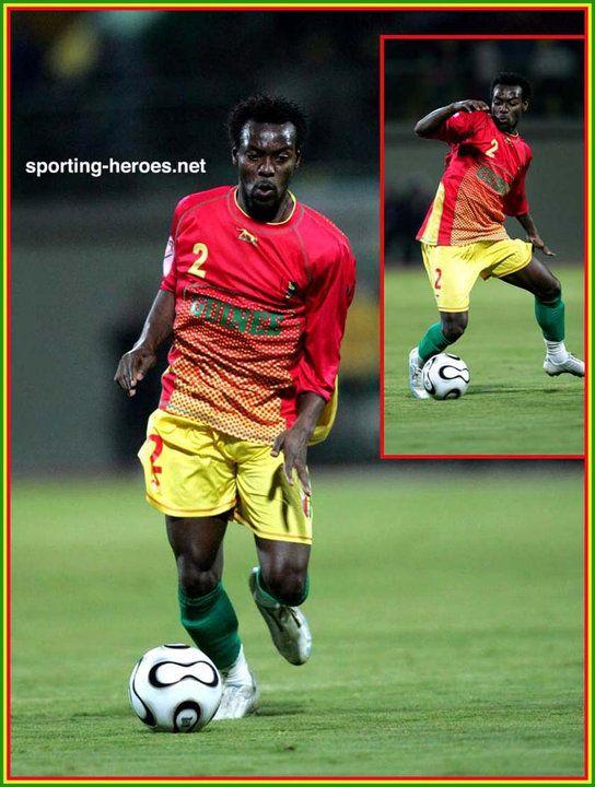 Pascal Feindouno - Guinee - Coupe d'Afrique des Nations 2006
