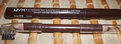 Ulta Brow pencils vs. NYX Eyebrow Marker (yes, marker!). Video review