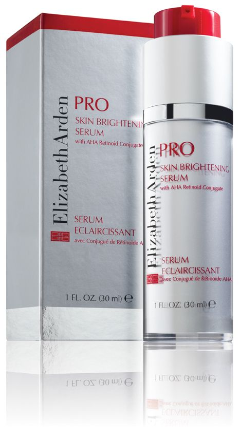 Skin Brightening Serum - I am in love already with the name. We all want bright glowing skin. #ElizabethArdenPRO #zenlifestyle