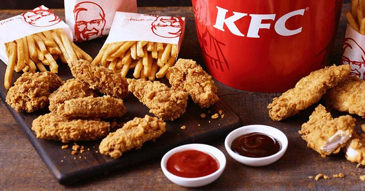 KFC delivery and takeaway - Order from a KFC near you